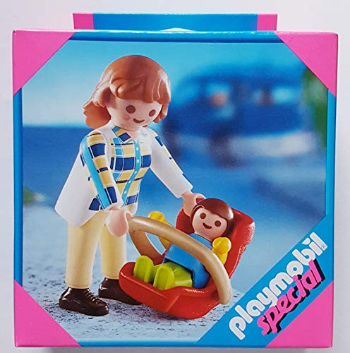 PLAYMOBIL® 4668 - Special Mama mit Babyschale