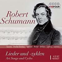 Robert Schumann Art Songs & Cycles