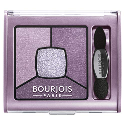 Bourjois Eyeshadows Quatuor Smoky Stories 07 In Mauve Again