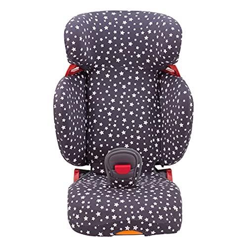 JANABEBE Funda para silla de coche Chicco Fold & Go (Winter sky)
