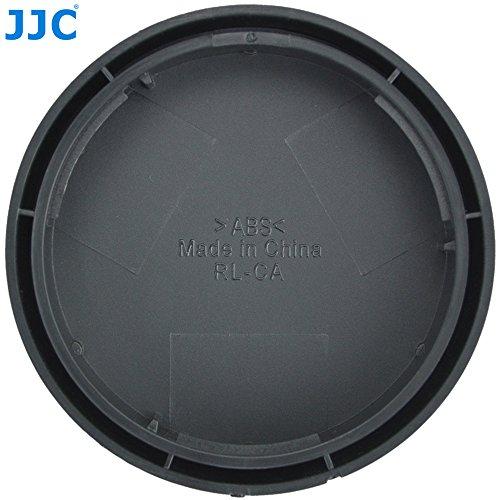 JJC Escribir Trasera Tapa de Objetivo para cámaras Canon EF/EF-S