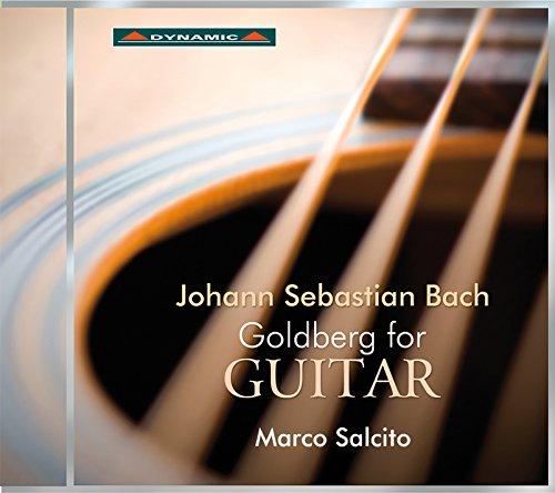 Goldberg Variations, BWV 988: No. 29 (Arr. M. Salcito for Guitar)
