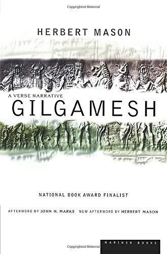 Gilgamesh: A Verse Narrative