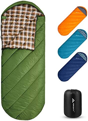 Top 10 Best lightweight sleeping bags for backpacking Reviews