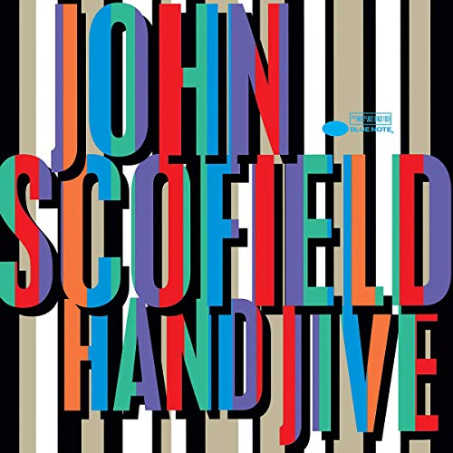 Hand Jive [Vinyl LP]
