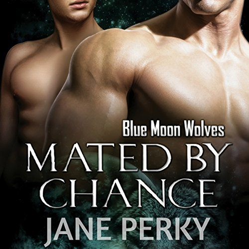 Mated by Chance audiobook cover art