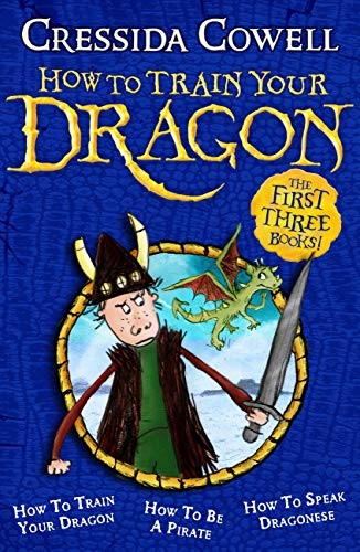 How To Train Your Dragon Collection: The First Three Books! (English Edition)