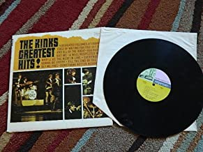 THE KINKS GREATEST HITS-REPRISE RECORDS -MONO