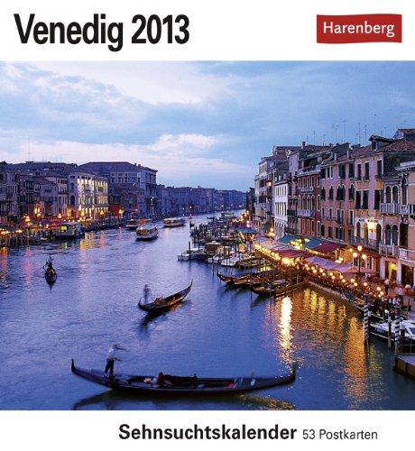 Venedig 2013: 53 Postkarten