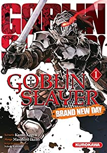 Goblin Slayer : Brand New Day Edition simple Tome 1