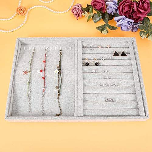 Pulsera de la bandeja de la exhibición de la joyería, accesorios del...