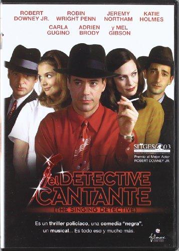 El Detective Cantante (Import Dvd) (2004) Robert Downey Jr.; Carla Gugino; Mel