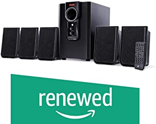 (Renewed) iBall Theatre 5.1 Home Theater System, Black