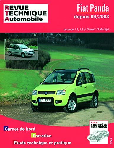 Fiat Panda - depuis 09-2003