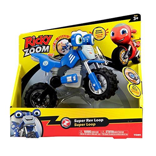 Bizak Ricky Zoom Super Loop Electrónica (30690063)