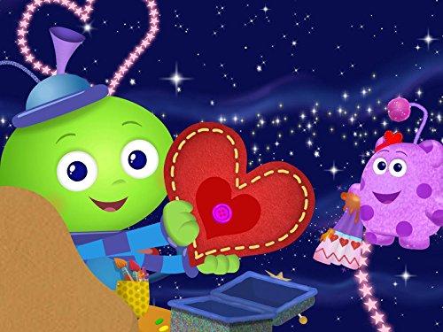 Humphrey B Bear Costumes - Heart