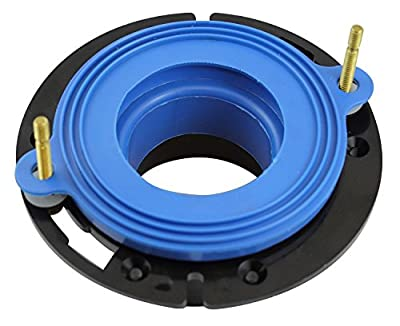 Fluidmaster 7530P8 Better Than Wax Wax-Free Toilet Bowl Gasket