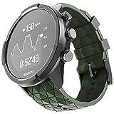 NotoCity Compatible con Correa Suunto 9 Spartan/Titanium/Smart Watch GPS/Suunto Spartan Sport Wrist HR (Ejercito Verde)