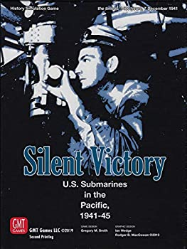 GMT Games Silent Victory  2nd Printing