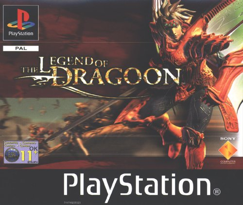 The Legend of Dragoon (PS) [Importación Inglesa]