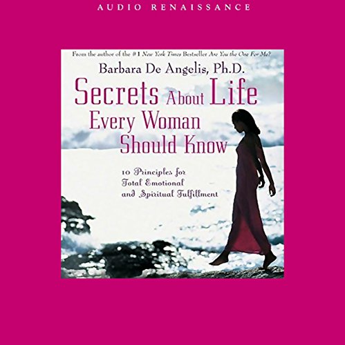 Secrets About Life Every Woman Should Know audiobook cover art
