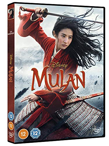 Disney's Mulan (2020) [DVD]