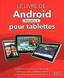 Le livre d'Android pour tablettes - Versions 3