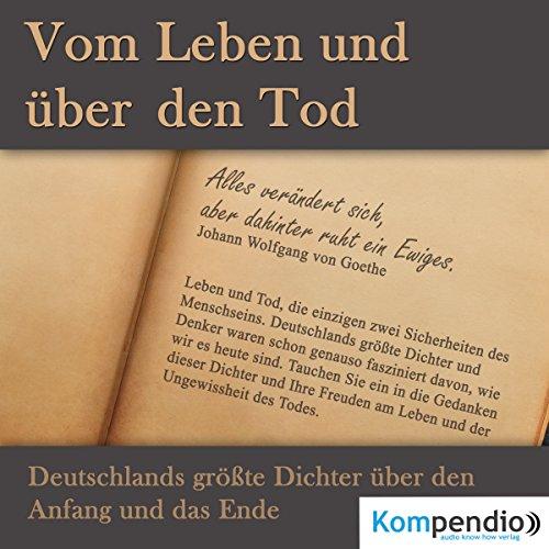 Vom Leben und über den Tod audiobook cover art