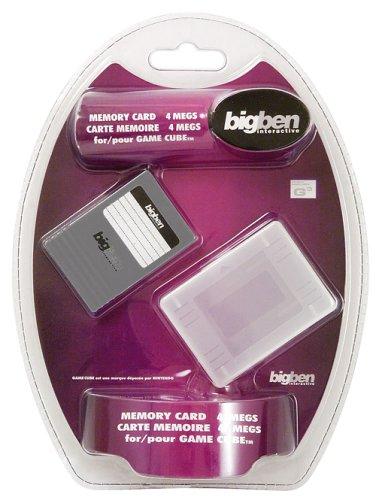 GameCube - Memory Card 4MB
