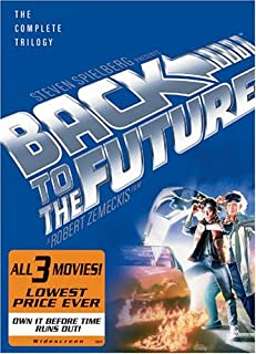 Back to the Future: The Complete Trilogy (Full Screen, 3 Discs) [Import]
