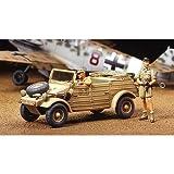 タミヤ 1/48 ミリタリーミニチュアシリーズ No.03 ドイツ陸軍 Pkw.K1 キューベルワーゲン82型 アフリカ仕様 プラモデル 32503