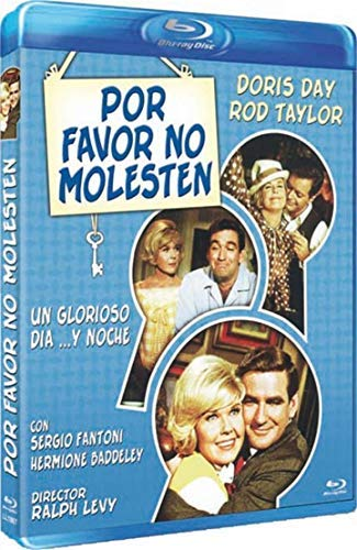 Por favor, no molesten / Do Not Disturb (1965) ( Don't Disturb ) (Blu-Ray)