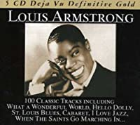 Definitive Gold by Louis Armstrong (2007-06-24)