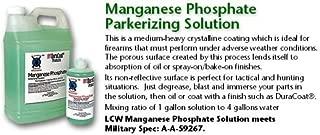 LCW MPS16 Manganese Phosphate Parkerizing Solution 16oz
