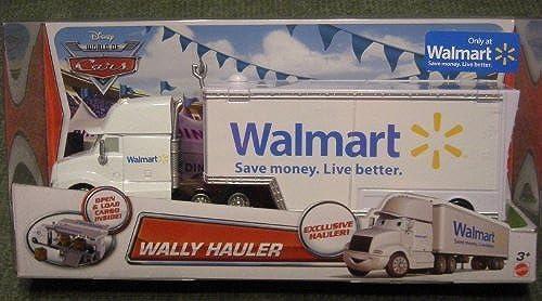 Disney CARS Wally Hauler by Mattel