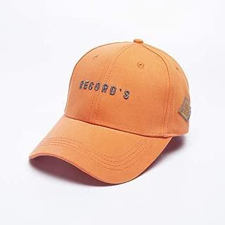TIMWIL Women Men Hip Hop Baseball Cap Unisex Embroidered Adjustable Sun Protection Cap