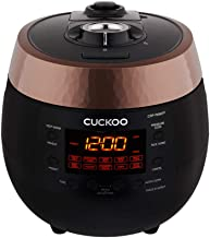 Cuckoo Cuiseur à riz 1,08 l CRP-R0607F à pression numérique