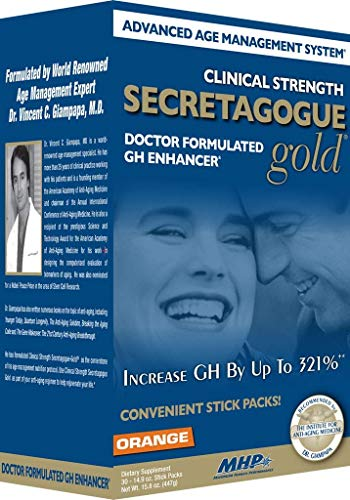 Secretagogue-Gold, Orange, 15.8 Ounce