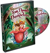 The Adventures Of Tom Thumb And Thumbelina [DVD] by Jennifer Love Hewitt