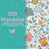 200 Mandalas - El equilibrio no es sinonimo de comodidad. Requiere esfuerzo, perseverancia y no rendirse. Solo de esa manera podremos encontrar mas tarde el balance tan deseado.