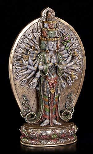 Buddha Figur - Avalokiteshvara | Mahayana-Buddhismus der Bodhisattva des Mitgefühls