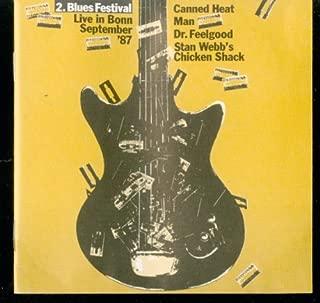 Blues Festival Live in Bonn '87 Vol 2