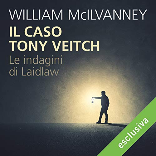 Il caso Tony Veitch audiobook cover art