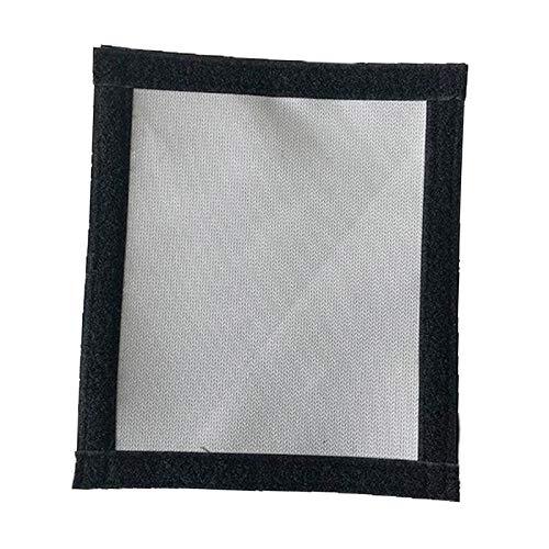 FITYLE Protección contra Escaldaduras de Tubos de Estufa con Carpa de Madera