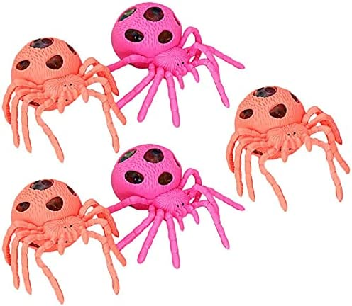 Halloween Spider Squeeze Rising Toy Slowly Regular online shopping discount