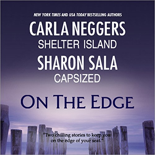 On the Edge: Shelter Island & Capsized audiobook cover art