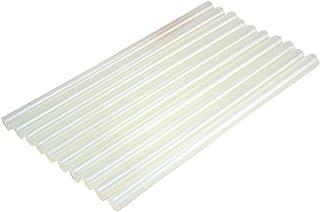MyLifeUNIT Hot Melt Glue Sticks 11mm Dia 300mm Length 10 Pcs/Set