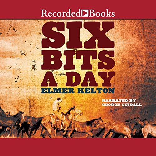 Six Bits a Day audiobook cover art