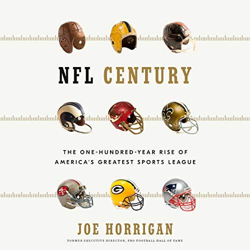 NFL Century audiobook cover art