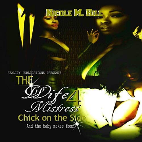 The Wife, Mistress,  audiobook cover art